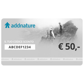 addnature Carta regalo 50 €
